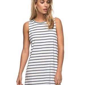 Roxy Just Simply Striped Tank Dress